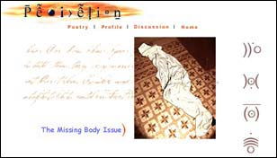 Perihelion Issue 9: The Missing Body